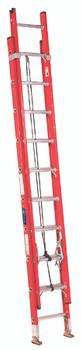 FE3200 Series Fiberglass Channel Extension Ladders (24 ft.): FE3224