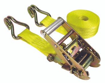 Ratchet Tie-Down Straps (15 ft.): 05519