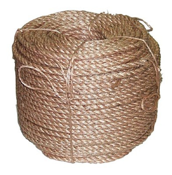 Manila Ropes: 1-1/4X125-4S