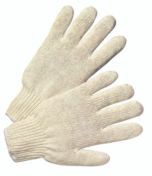 Anchor Reversible String Knit Gloves - Large