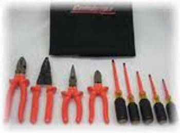 Cementex Basic Electrician's 9 Piece Kit - Canadian Style: TR-9BEK-CA