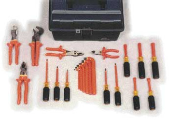 Cementex Basic Insulated Tool Set: ITS-24B