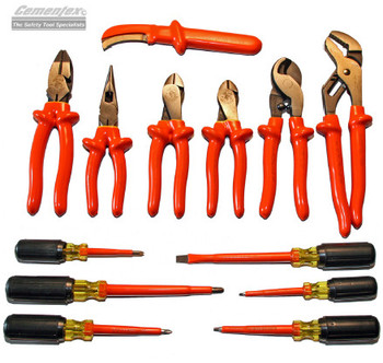 Cementex Canadian Utility Tool Kit—13PC: ITS13-UTK-CA