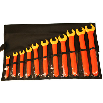 Cementex 11 Pc. Metric Open End Wrench Set: IOEWS-11M