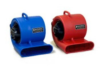 RAPTOR® High-Velocity Centrifugal Air Movers (Deluxe Red): RAM1000DRD