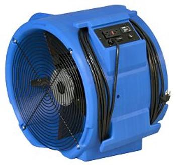 Abatement Technologies RAPTOR® Axial Air Mover: RAM3000