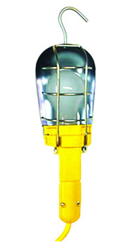 Daniel Woodhead Safety Yellow Incandescent Hand Lamps: Choose Model