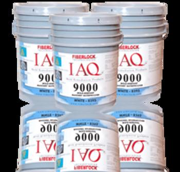 Fiberlock Waterbased Mold Resistant Waterproofer - IAQ 9000 (White): 8395