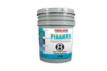 Piranha 8 - Self Sealing Alkaline Paste (Five Gallon): 5780