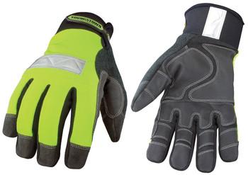 Safety Lime Waterproof Winter: 08-3710-10-Medium