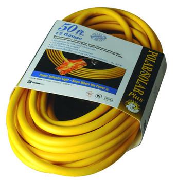 Coleman Cable Tri-Source Polar/Solar Plus Multiple Outlet Cords