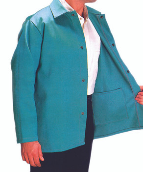Cotton Sateen Jackets: CA-1200-L