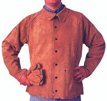 Q-Line Leather Jackets (Snaps Style): Q-1-L