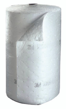 3M High-Capacity Static Resistant Petroleum Sorbent Rolls (38 in X 144 ft.): HP-500
