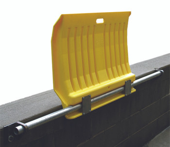 Eagle Fixed Poly Dockplates (1000 ib. Capacity): 1796
