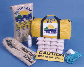 Spill Response Kits (15 Gallon): SS-15ST