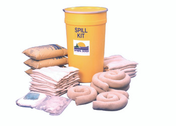 Spill Response Kits (55 Gallon): SS-55SRK
