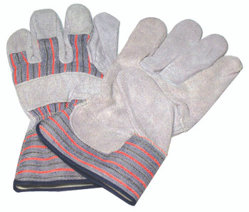 Anchor Cowhide Work Gloves (Large): 1675