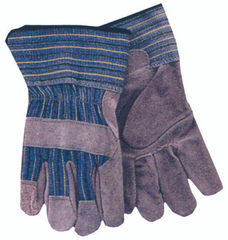 Anchor Cowhide Work Gloves (Large): 1875