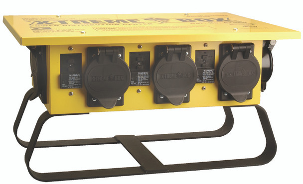 X-Treme Box Power Centers: 01960