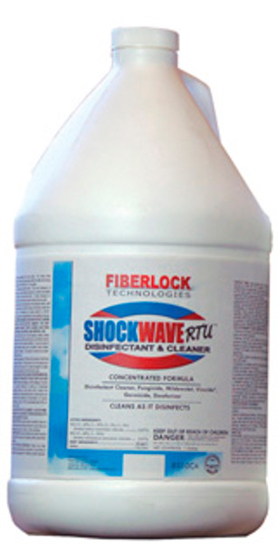 Shockwave RTU - Disinfectant,  Sanitizer and Cleaner (One Gallon): 8316