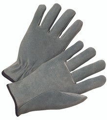 4000 Series Cowhide Leather Driver Gloves (Large): 4400L
