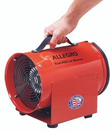 Allegro Blower (No Cannister): 9534