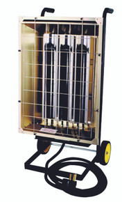 Portable Infrared Heaters (6 kW): FHK-624-1CA