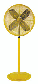 Fan Mounts (Yellow): HDM-P