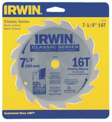 Carbide-Tipped Circular Saw Blades (7 1/4 in.): 25130