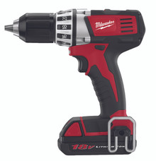 18V Cordless Compact Drivers: 2601-22