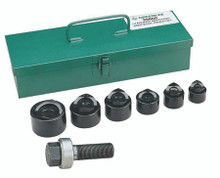 8 Pc. Standard Industrial Punch Kits (1 1/2 in.): 39860