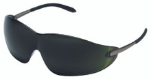 Blackjack Protective Eyewear (Chrome with Green 5.0 Lens): S21150