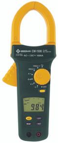 AC/DC Amp Clamp Meters (2 in.): CM-1500