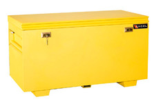 Yellow Safety Tool Chest