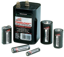 Bright Star Alkaline Batteries (C-Cell): 32300