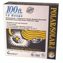 Polar/Solar Extension Cords (100 ft.): 01689