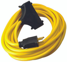 Coleman Cable Generator Extension Cords (25 ft.): 01910