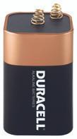 Duracell Alkaline Lantern Batteries (2.685 in.): MN908