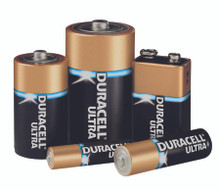 Duracell Advanced Ultra Batteries(AA): MX1500BKD