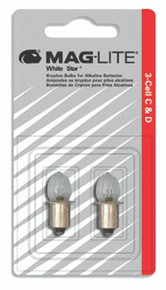 Mag-Lite Replacement Lamps: LK3A001