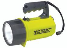 KingLite Pro 4000 Series Flashlights (9 3/8 in.): 4000B-YELLOW