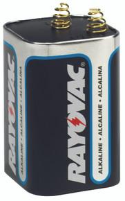 Lantern Batteries (6V): 806