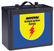 Lantern Batteries (7.5V): 903