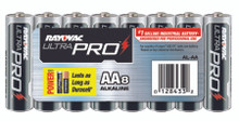 Maximum Alkaline Shrink Pack Batteries (AA): AL-AA