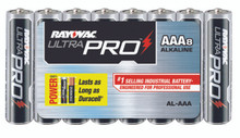 Maximum Alkaline Shrink Pack Batteries (AAA): AL-AAA