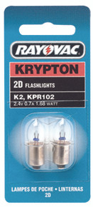 Flashlight Bulbs: K2-2
