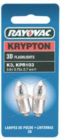 Flashlight Bulbs: K3-2