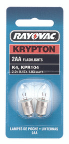 Flashlight Bulbs: K4-2