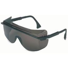 Astrospec OTG 3001 Eyewear (Black with Gray Lens): S2504